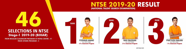 NTSE 2019-20